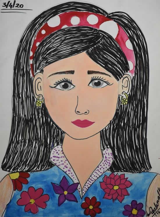 Asmi Walavalkar (9 years), Mumbai, Maharashtra