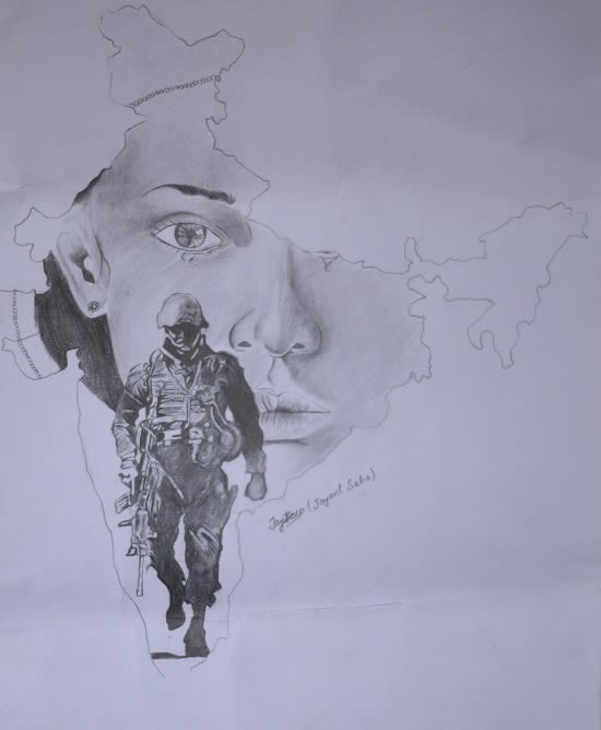 Jayant Saha (17 years), Dumka, Jharkhand