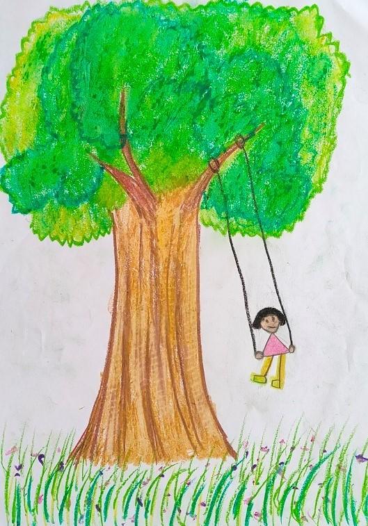J Fabya Danit (6 years), Tirunelveli, Tamil Nadu