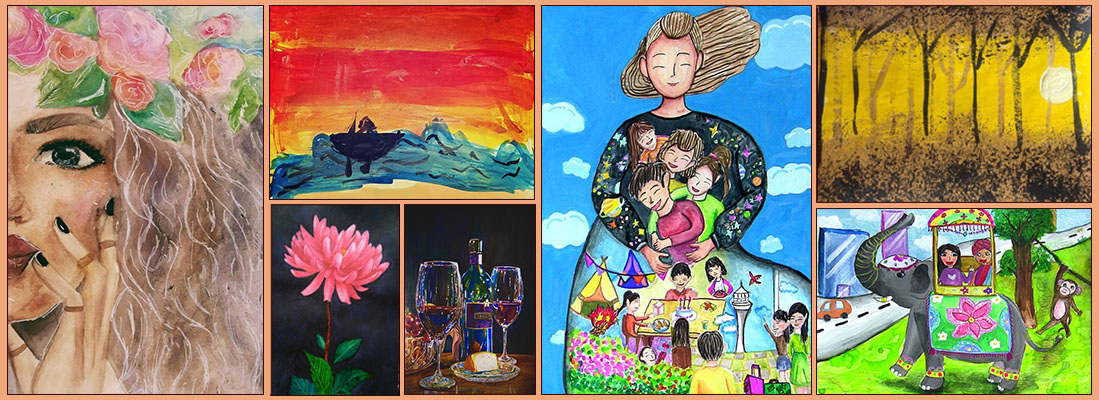 Shortlisted artwork from Jan to March 21