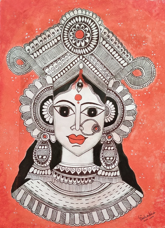 Vishakha Chaprana (21 years), Meerut, Uttar Pradesh