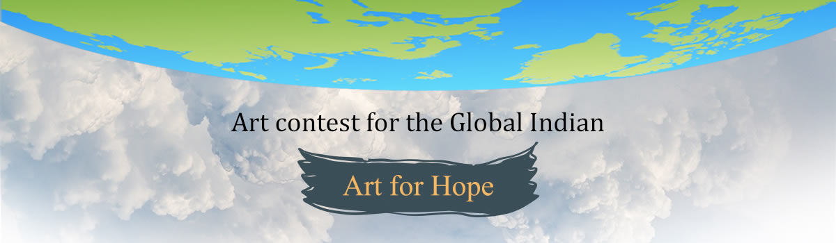 Art contest for the Global Indian