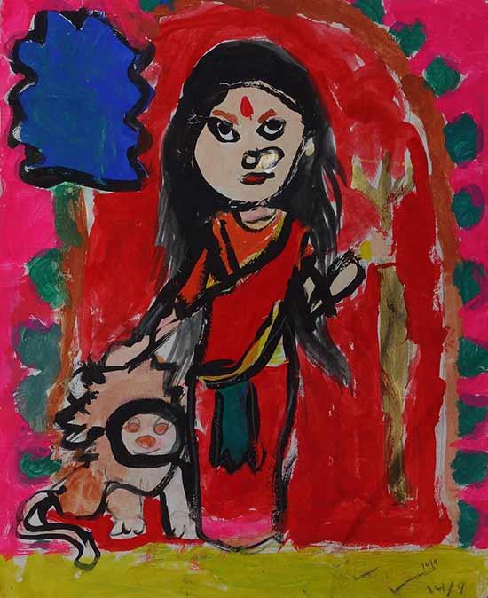 Ekavira Singh (7 years), Kolkata, West Bengal