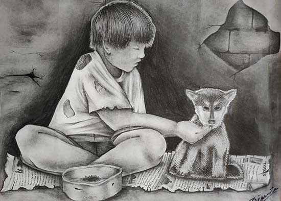 Diganta Chalak (16 years), Durgapur, West Bengal