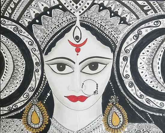Srishti Sharma (15 years), Pune, Maharashtra