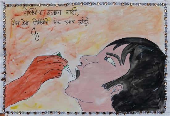 Tanvi Sandeep Podar, Class 8th