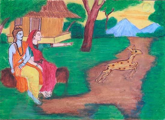 Aanya Mahajan (11 years), Chandigarh, Punjab