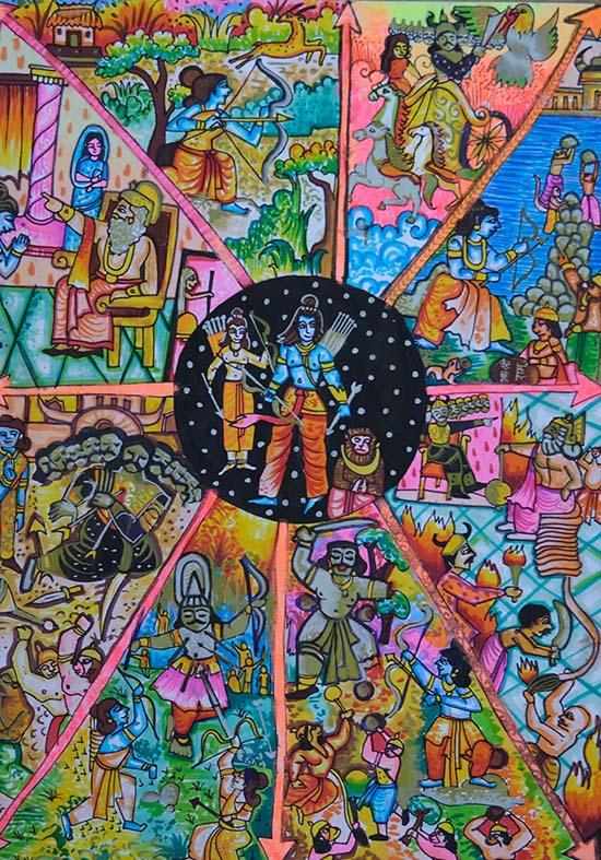 Baibhav Datta (13 years), Agartala, Tripura