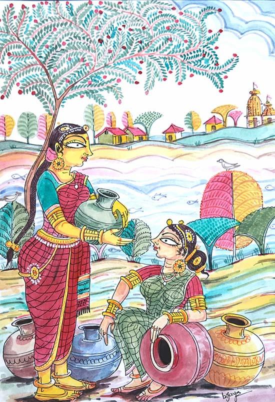 Bijaya Nayak (48 years), Kandhamal, Odisha