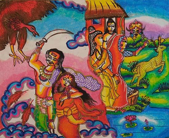 Diganta Das (9 years), Agartala, Tripura