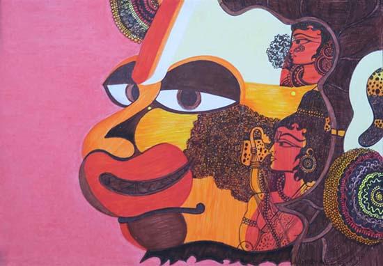 Harshita Narang (18 years), Saharanpur, Uttar Pradesh