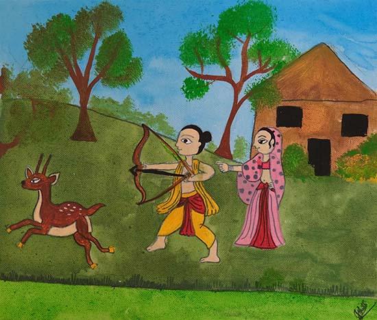Ishita Patil (11 years), Gandhinagar, Gujarat