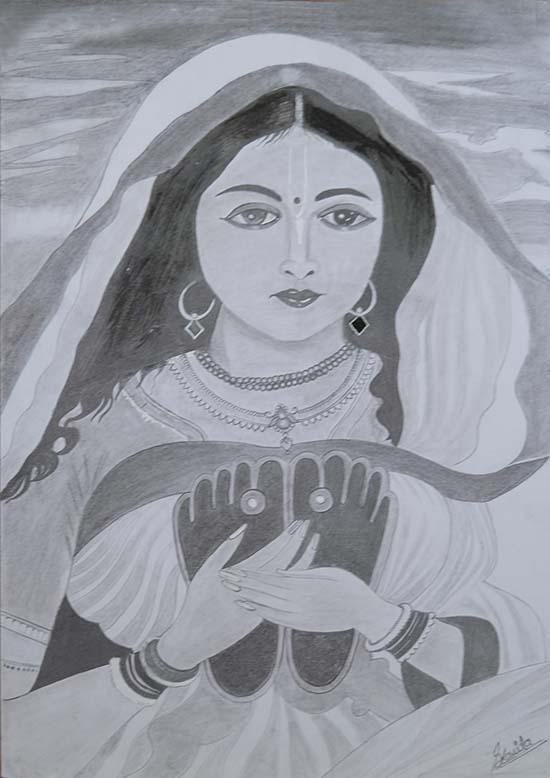 Kavita Sahu (22 years), Jabalpur, Madhya Pradesh