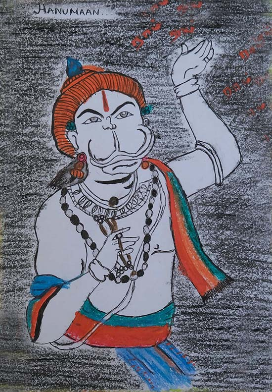 M. Vignesh (10 years), Chennai, Tamil Nadu