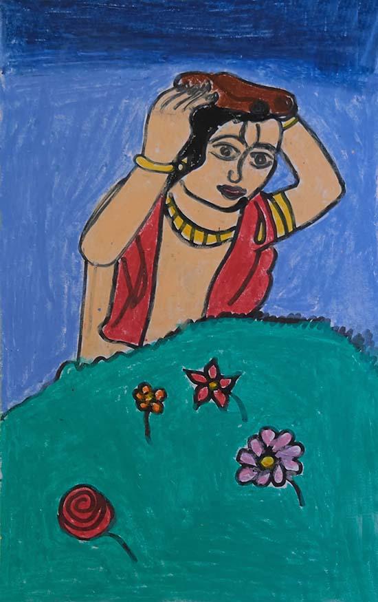 Shreya Nathan (10 years), Pune, Maharashtra