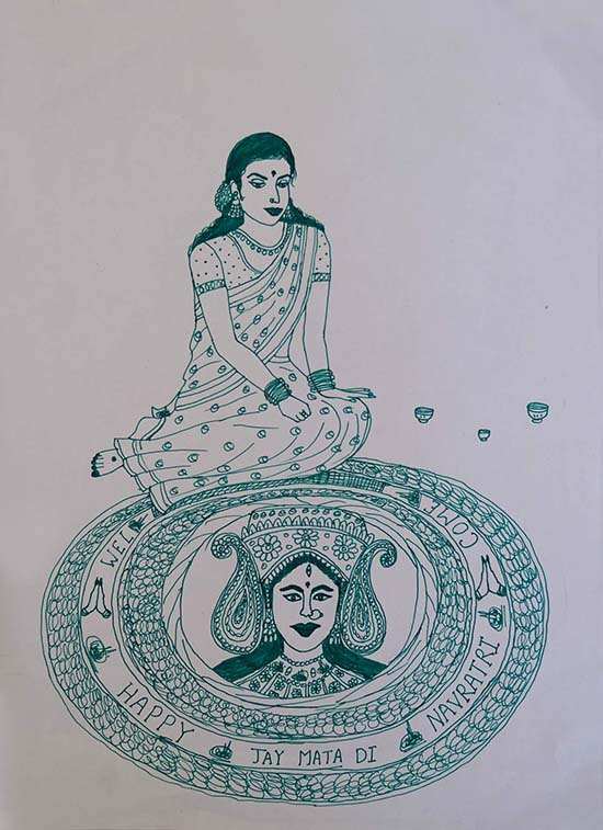 Sweta Kumari (24 years), Darbhanga, Bihar