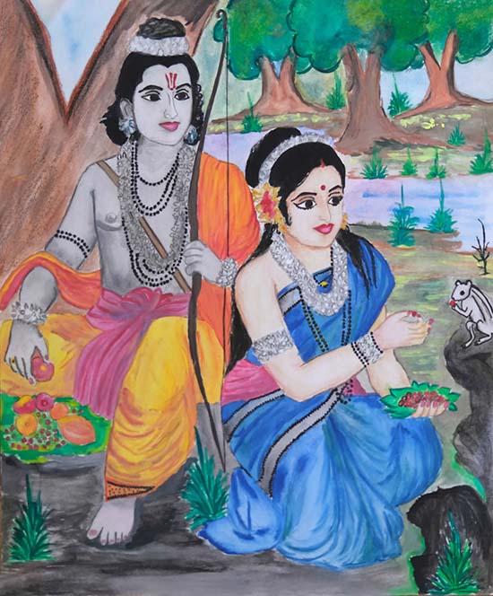 Upasana Sahoo (37 years), Bhubaneswar, Odisha