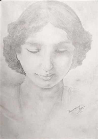 Banoshree Bose (18 years), Greater Noida, Uttar Pradesh