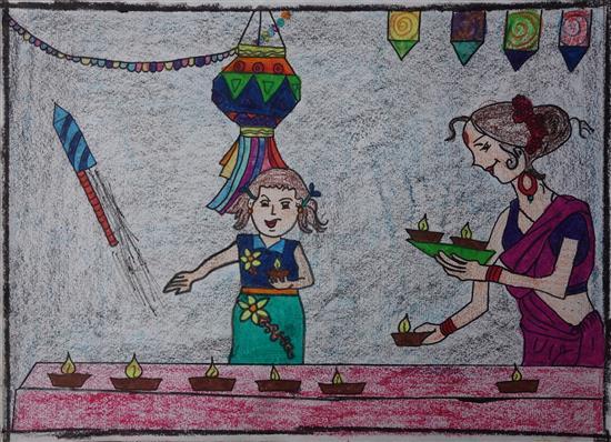 Ishita Patil (8 years), Gandhinagar, Gujarat