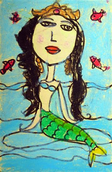 Anushka Satpathy (6 years), Mumbai, Maharashtra