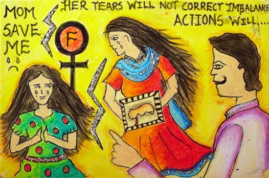 Asmita Mahamuni (15 years), Pune, Maharashtra