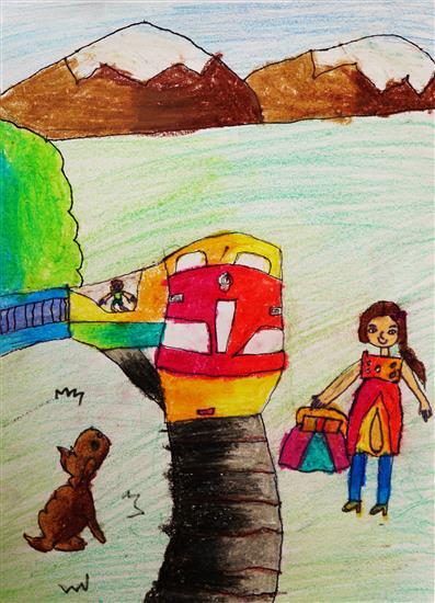 Deeksha Srineet (8 years), Pune, Maharashtra