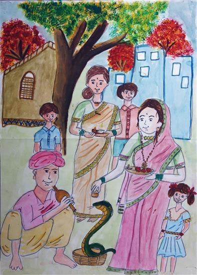 Rashmi Savadatti (13 years), Pune, Maharashtra