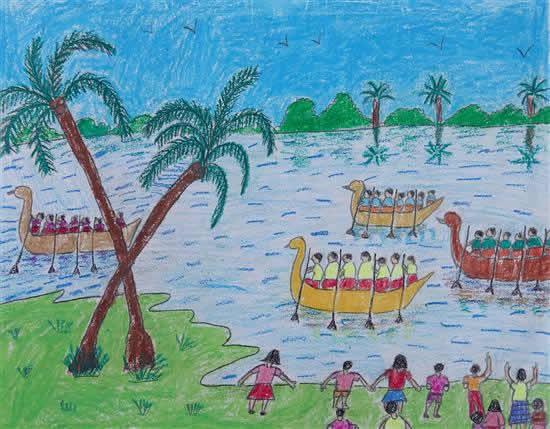 Shreosi Mal(7 years), Chandannagar, West Bengal