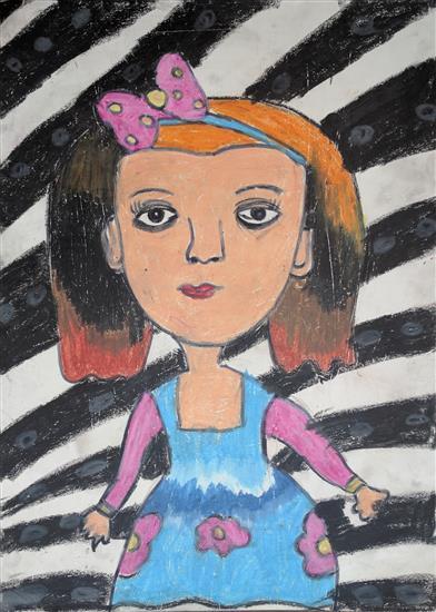 Aabha Karle (10 years), Mumbai, Maharashtra
