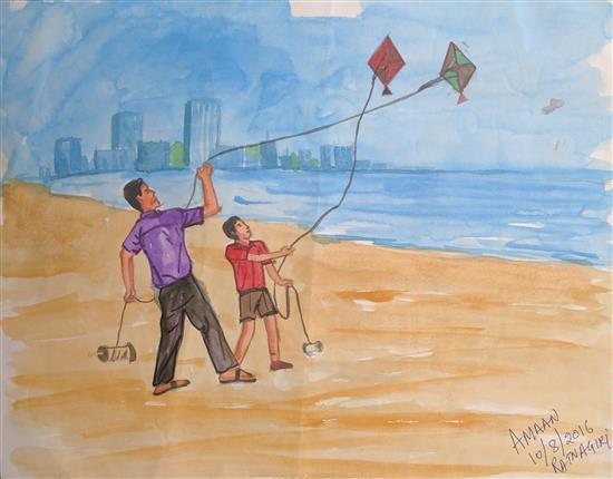 Amaan Ansari (13 years), Panchgani, Maharashtra