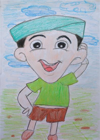Devansh Deolekar (7 years), Ratnagiri, Maharashtra