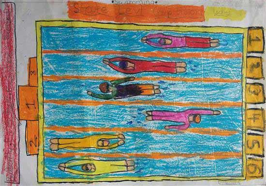 Abha Chincholi (8 years), Pune, Maharashtra