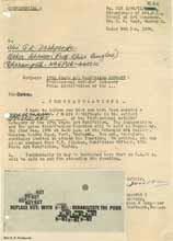 Dir of Arts 1976, Testimonials - G. K. Deshpande