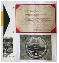 State Art Exhibition 1961, Testimonials - G. K. Deshpande