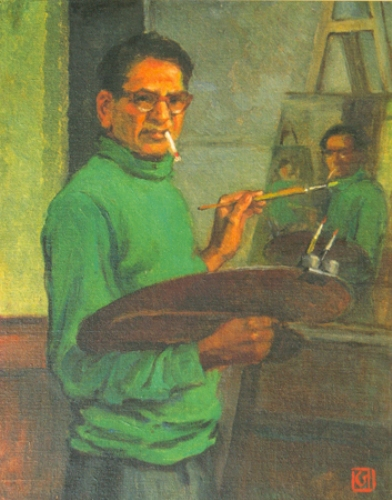 Old Master - J. D. Gondhalekar