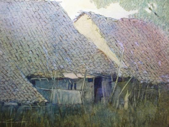 painting by K. B. Kulkarni