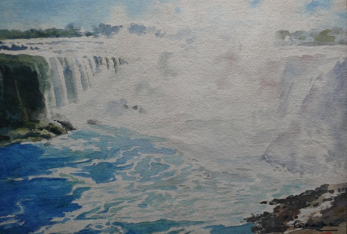 descriptive essay about niagara falls Niagara falls (essay sample) instructions: annie leibovitz, niagara falls, ontario, canada  this descriptive writing should be the first paragraph of your response.