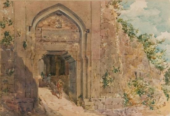 painting by M. K. Parandekar