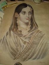 Painting by Raghuvir Mulgaonkar
