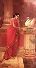 Figurative Painting by Raja Ravi Varma