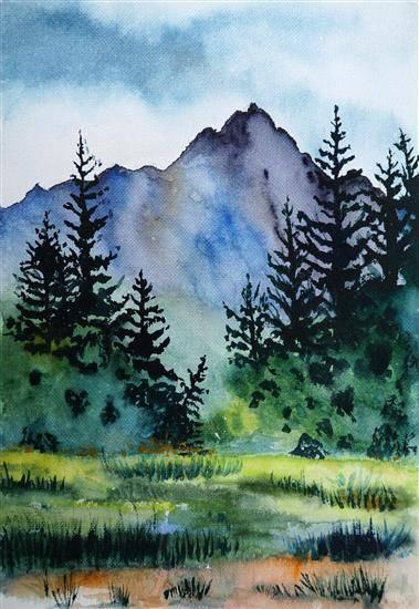 Mountains theme