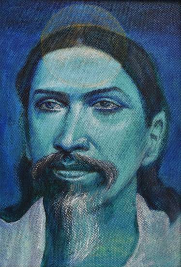 Untitled - 12, Painting by Artist Kishor Randiwe