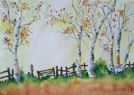Landscapes theme