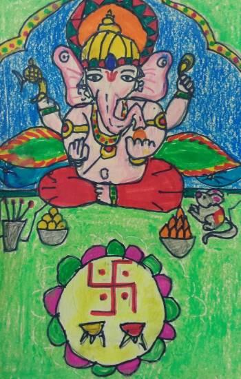 Ganesha theme